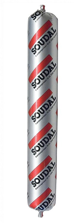 соудафлекс 40 фс серый